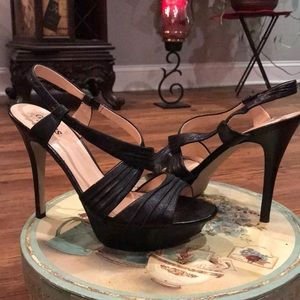 GUESS by Marciano Strappy Heels
